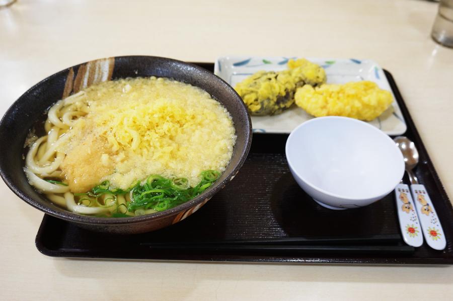 讃岐製麺麦まるのうどん