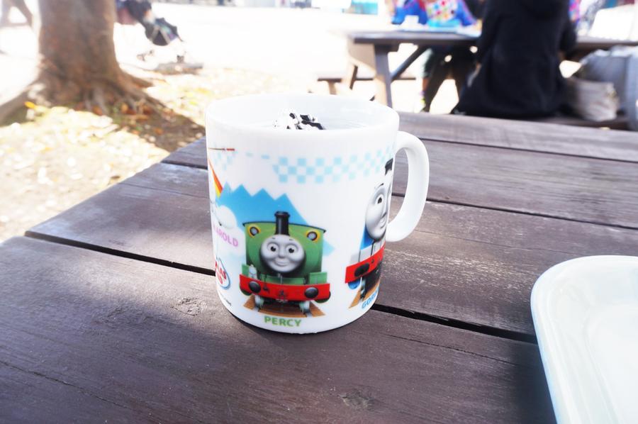 トーマスランド記念マグカップ