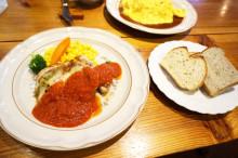 勝川のカントリーキッチンのランチ