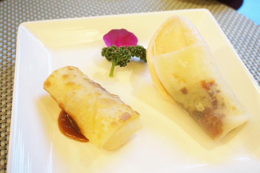 中国料理柳城ウェスティン ナゴヤ キャッスルの北京ダック