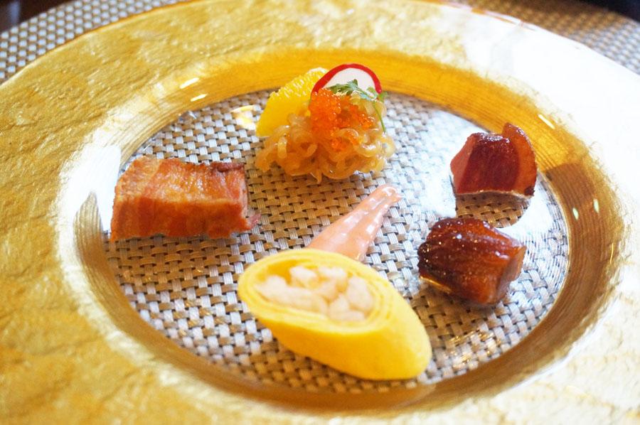 ウエスティンナゴヤキャッスルの中国料理柳城