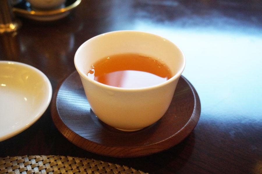 中国料理柳城ウェスティン ナゴヤ キャッスルのお茶