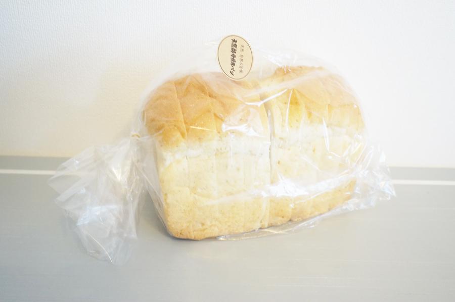 春日井市パン工房七福の食パン