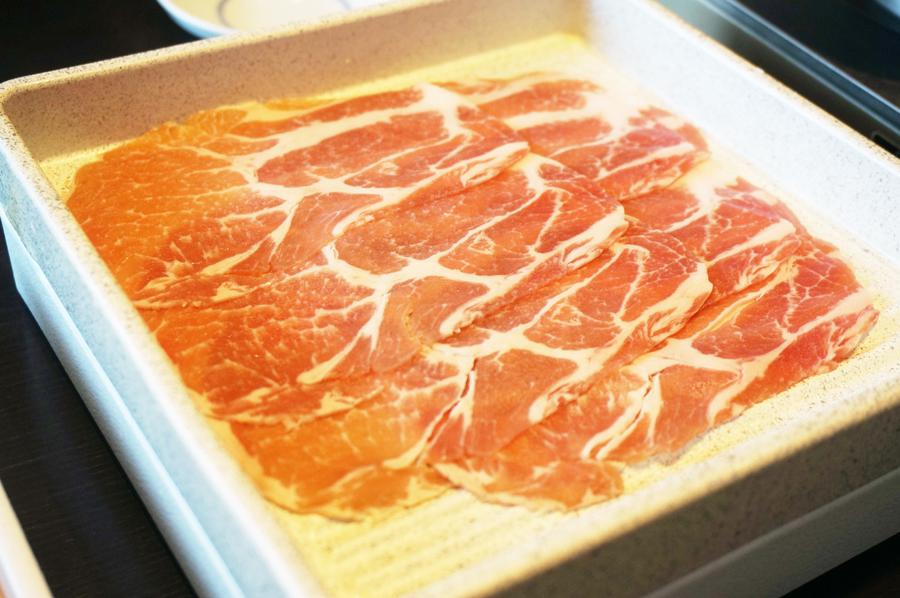 和食さとしゃぶしゃぶ食べ放題プレミアムコースお肉