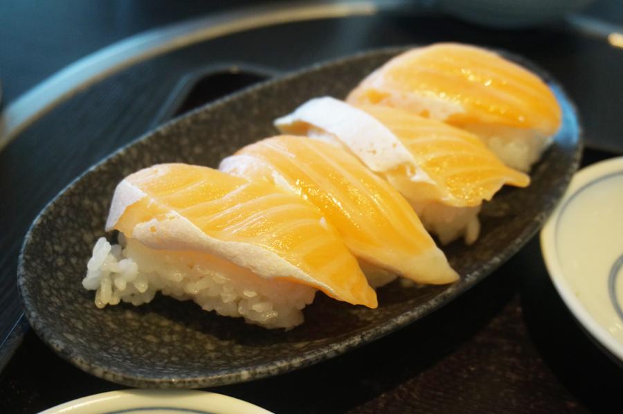 和食さとしゃぶしゃぶ食べ放題プレミアムコースお寿司