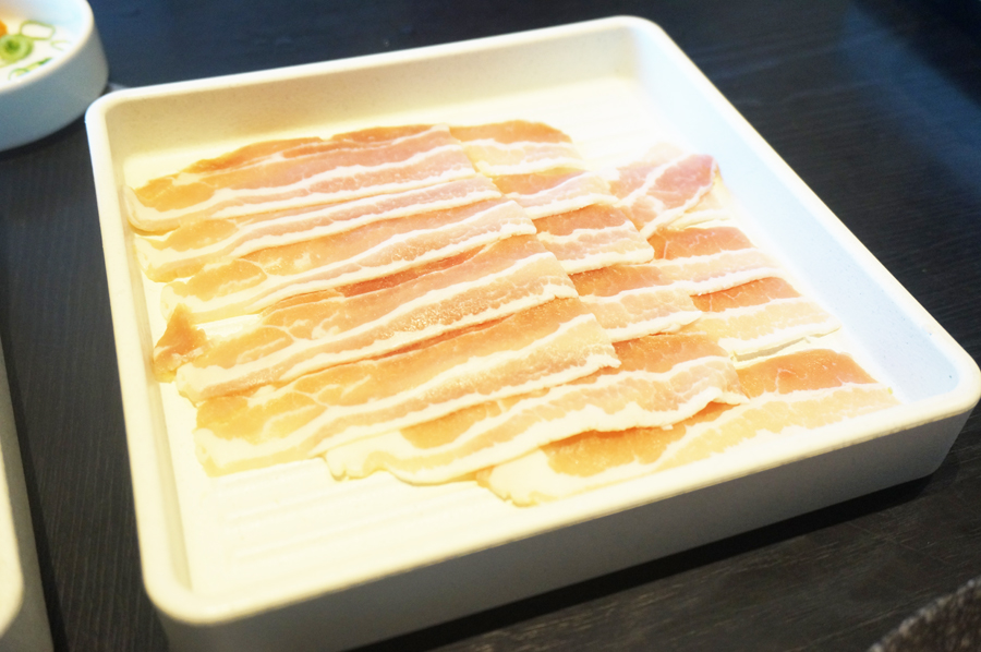 和食さとしゃぶしゃぶ食べ放題プレミアムコース豚バラ
