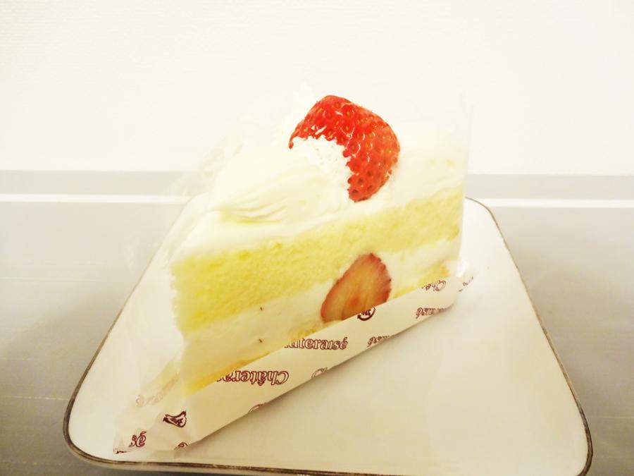 シャトレーゼスペシャル苺ショートケーキ