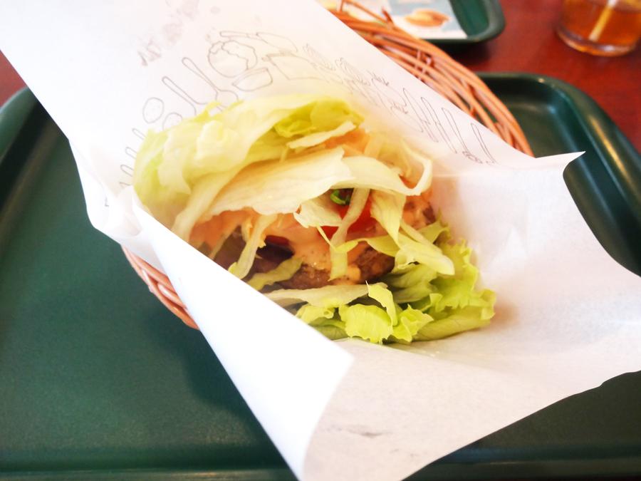 モスの菜摘 モス野菜バーガー
