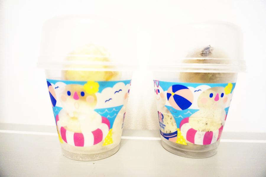 サーティーワンアイスクリーム雪だるま大作戦