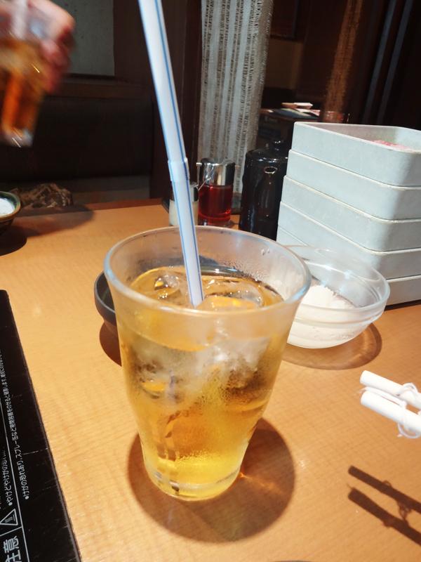 しゃぶしゃぶ温野菜春日井店食べ放題りんごジュース
