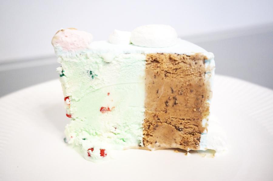 サーティーワンのアイスケーキ ミッキー&ミニーレインボーピクニック