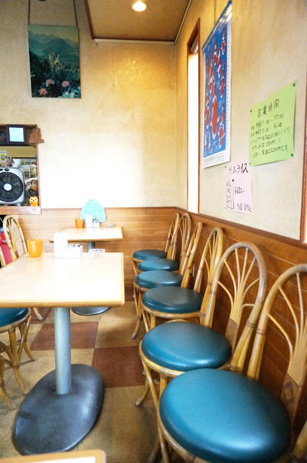 春日井駅前のモーニングがあるカフェ