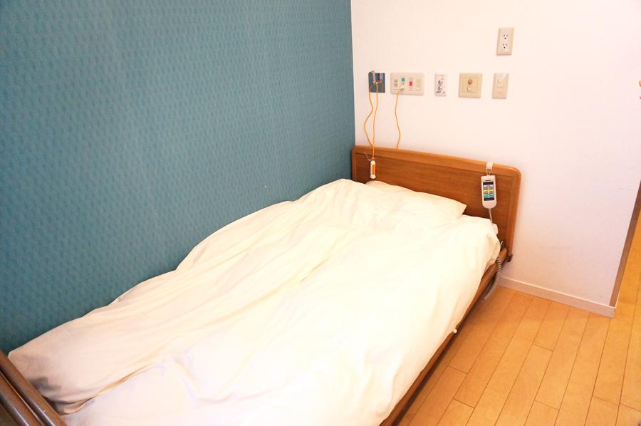 森永産婦人科の病室