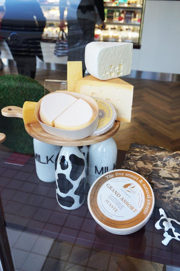 チーズ菓子専門店のカラベル春日井柏原店
