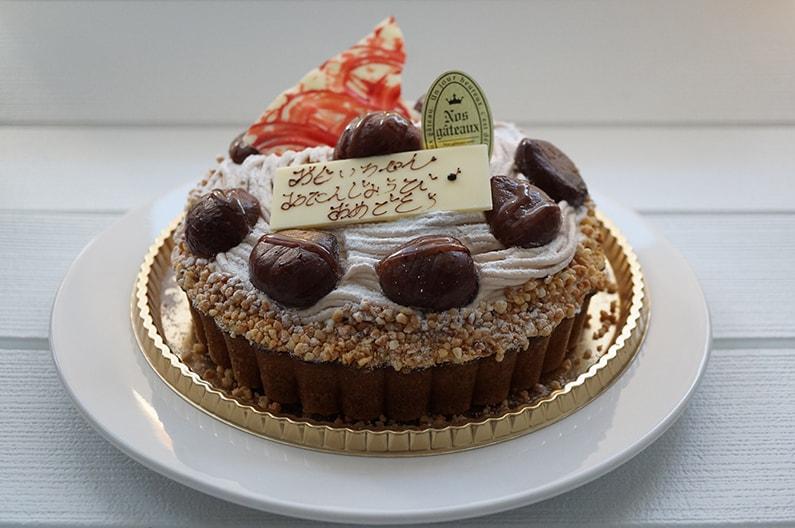 パティスリーミューのケーキ