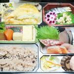 日本料理黒潮春日井本店で仕出し弁当をとってみました